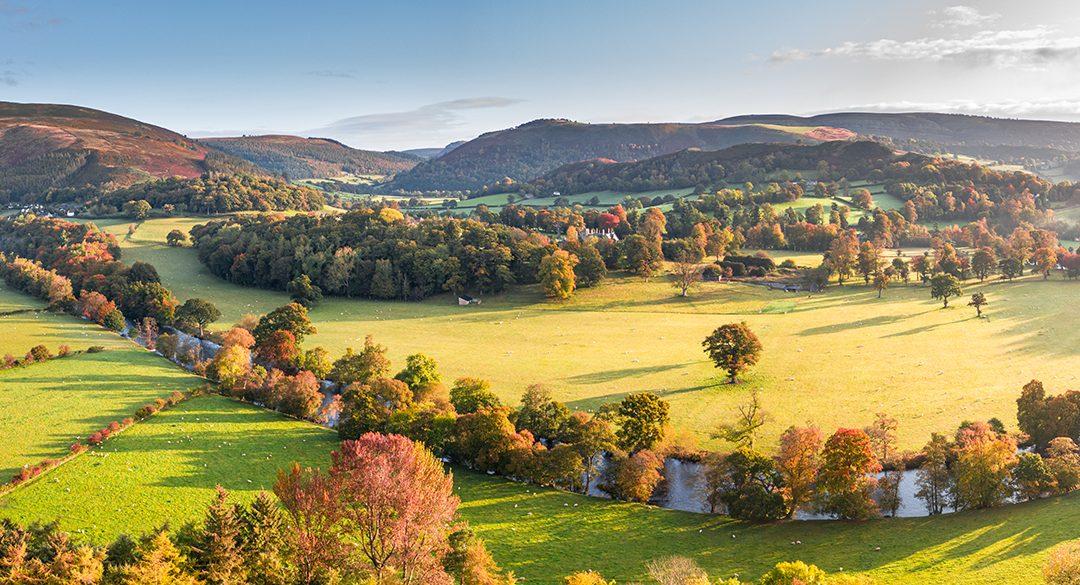 Walking in North Wales: A Guide to the Berwyn Range