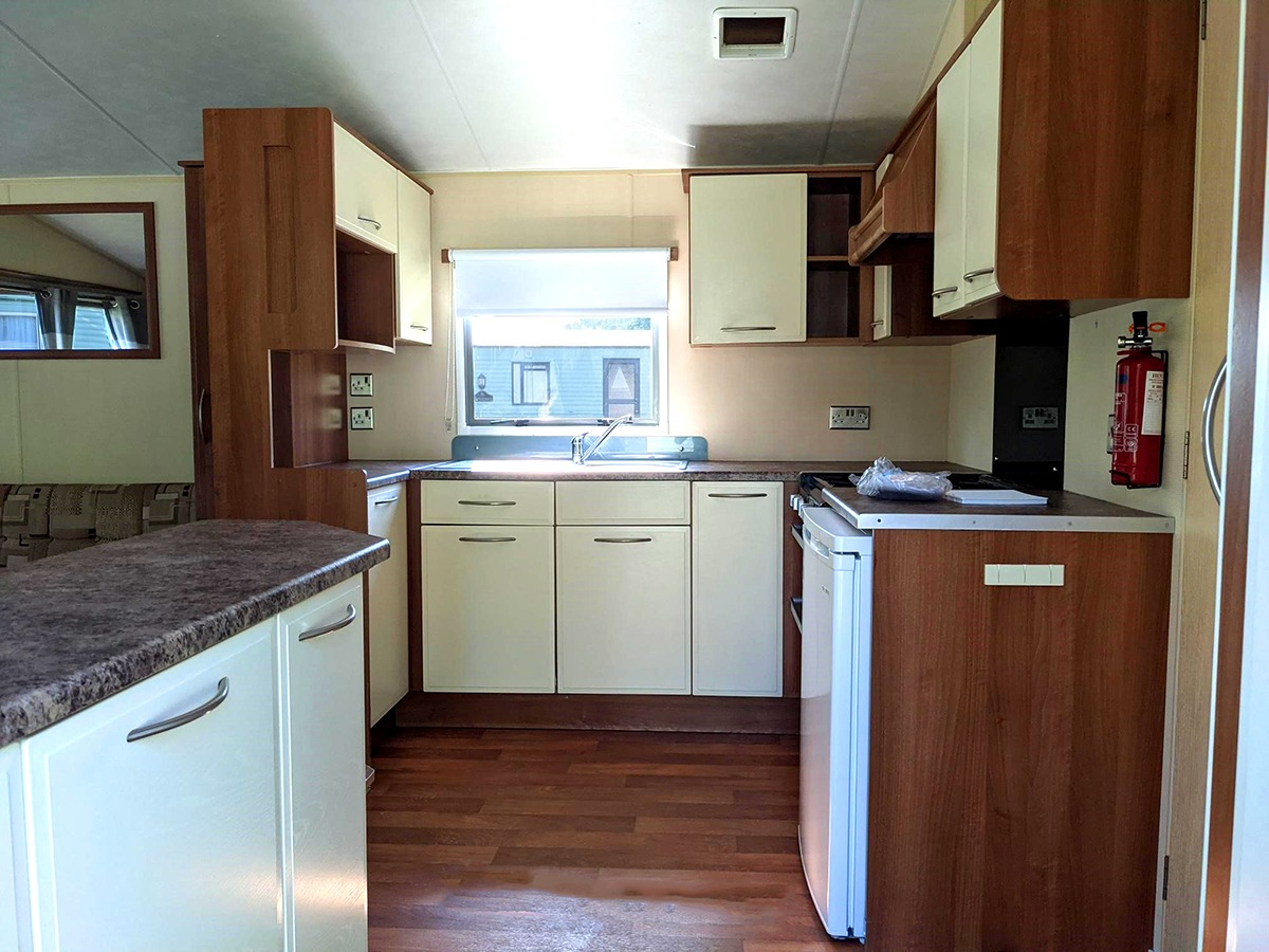 Static caravans for sale in North Wales