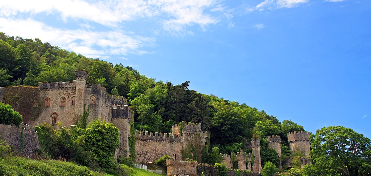Best castles in North Wales